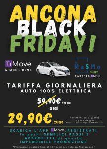 Promo Black Friday tariffa giornaliera elettrica
